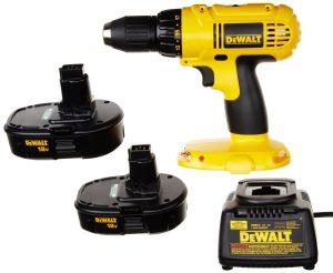 Dewalt DC970K-2 18 Volt Drill Driver Kit